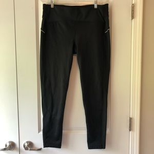 Athleta Winter Yoga Pants